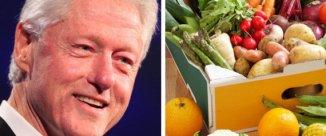 Bill Clinton Vegan