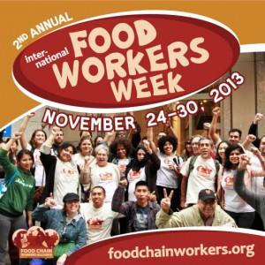 International Food Workers Week