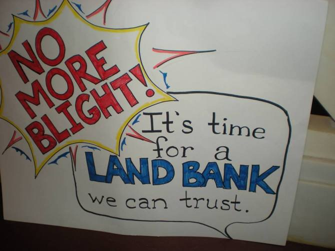Philadelphia Passes Historic Land Bank Bill